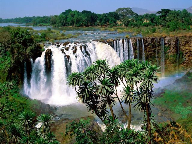 Blue Nile Falls-Etiopia